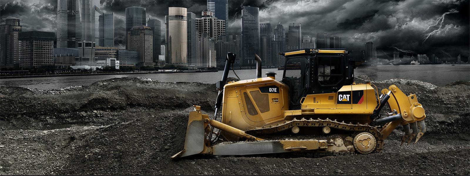 Banner-traktor
