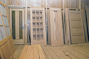 Изготовление дверей на заказ, по индивидуальным размерам
