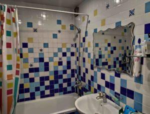 Плитка на стены ванной