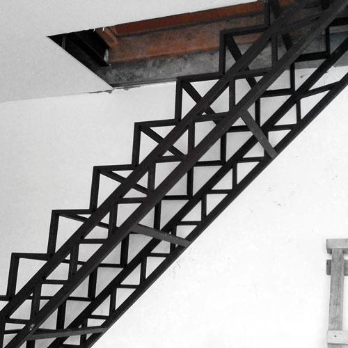 Изготовление металлических каркасов лестниц в Ставрополе