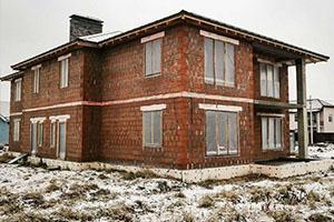 Кирпичные дома под ключ в Ставрополе