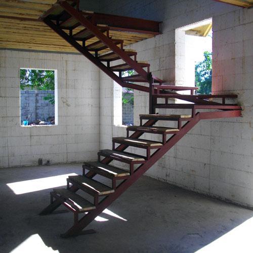 обшивка ставроопль лестницы