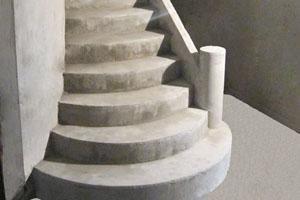 Монолитные лестницы Ставрополь