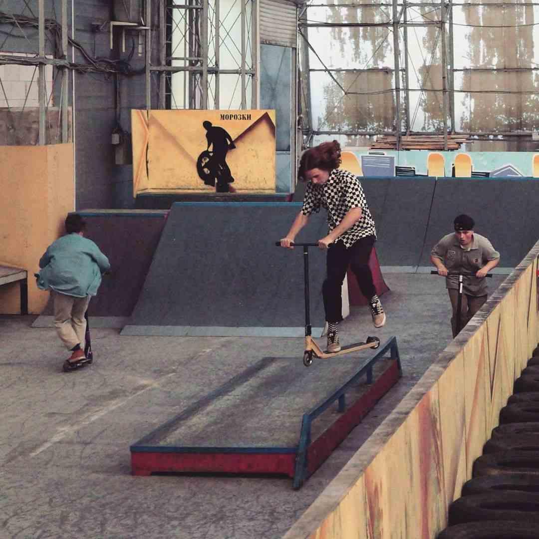 Строительство скейт парков